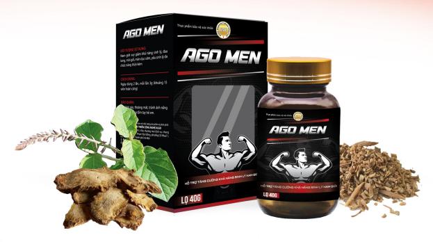 Ago Men - Tăng cường sinh lý ở nam giới